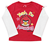 Angry Birds - Full Sleeves T-Shirt