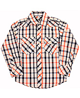 Exclusive And Casual Full Sleeves Checks Shirt For Boys