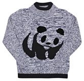 Sweater - Panda Print
