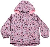 Hooded Jacket  -  Hearts 18 - 24 Months