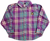 Full Sleeves Cotton Checks Shirt