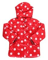 Hooded Jacket - Dotted