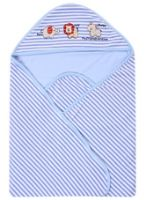 Carters - Baby Wrapper Blue