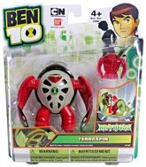 Ben 10  -  Haywire Terraspin With Mini Figure 4 Years +, Perfect For Ben 10 Lovers