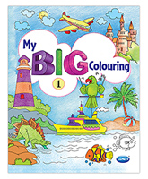 Navneet My Big Colouring
