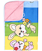 Bed Protector -  Rabbit Print