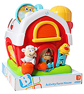 BKids - Country Critters Activity Farm House