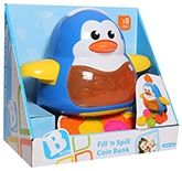 BKids - Activity Toy Fill N Spill Coin Bank