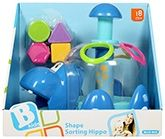 B Kids -Shape Sorting Hippo 