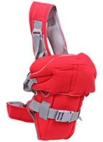 Fab N Funky 5 Way Red Baby Carrier