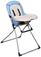 Hauck - Mac Baby Blue Highchair