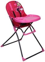Hauck - Mac Baby V-Minnie Pink Highchair