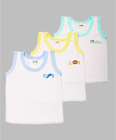 Babyhug Cotton Vests
