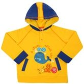Fisher Price - Full Sleeves Hooded Sweat Shirt