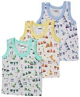 Baby Hug - Printed Sleeveless Vest