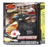 Air Hogs RC Sharp Shooter 10 Years+, Missile Launching Helicopter