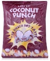 Lotte Coconut Punch Toffee Pouch