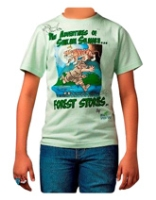 Do You Speak Green - Half Sleeves T-Shirt With Shikhari Shambu Print