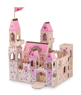 Melissa & Doug - Folding Princess Castle