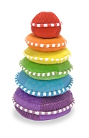 Melissa & Doug - Rainbow Stacker Plush