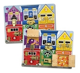 Melissa &amp; Doug - Latches Board