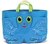 Melissa & Doug - Flex Octopus Beach Tote Bag