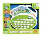 Leap Frog - Letter Discoveries 2 Years+, Try me, British voices, Let's play letter ...