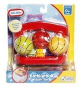 Little Tikes - Bathketball Bath Toy - 0 Months+