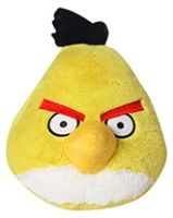 Angry Birds - Yellow Bird Plush Toy