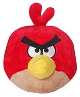 Angry Birds - Red Bird Plush Toy