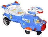 Swing Car Blue, Fantastic for kids
