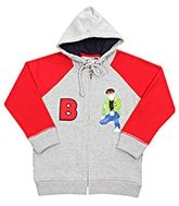 Ben 10  -  Hooded Jacket 5 - 6 Years