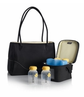 Medela - City Style Breastpump Bag No. 1 Choice Of Hospitals And Mothers, A Stylish And...