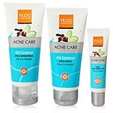 VLCC Acne Kit -  Clove And Menthol