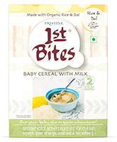 Buy Pristine 1st Bites Rice And Dal - 300 Grams