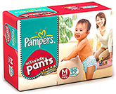 Pampers - Active Baby Pants