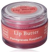 Aura Vedic Lip Butter - Pomegranate Raspberry
