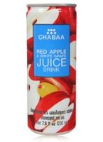 Chabaa Red Apple and White Grape Juice Drink