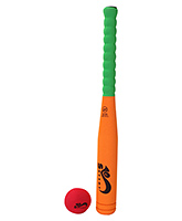 SAFSOF Baseball Bat 5 Years +, First Step To Learning The Fantastic Game...
