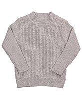 Full Sleeves Round Neck Sweater