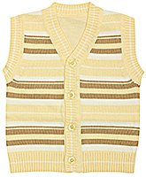 Sleeveless Sweater - Strips