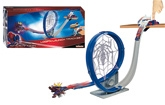 Majorette - Spiderman Loop N Launch Track Set