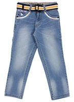 High Star - Denim Jeans With Belt