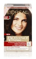 L'Oreal Paris Excellence Cream  - 3 Darkest Brown