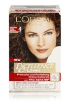 L'Oreal ParisExcellence Cream - 4 Dark Brown