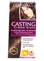 L'Oreal Paris Casting Cream Gloss - 535 Chocolate