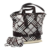 My Milestones - Diaper Bag - Viva Tote Stylish Bag For The Mom!