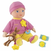 Dolls and Dollhouses - Chicco - My First Doll