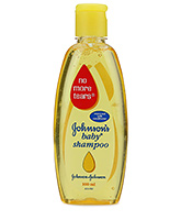 Johnson's - Baby Shampoo