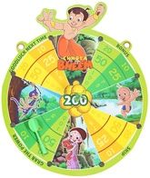 Vividha Chhota Bheem Dart Game - Meadows Green